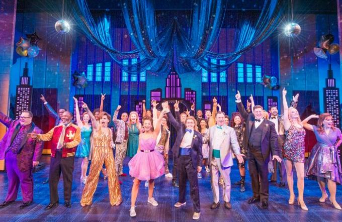 The Prom at Longacre Theatre