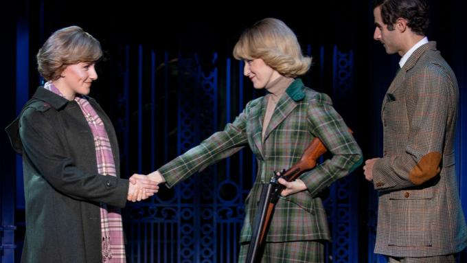 Diana - The Musical at Longacre Theatre